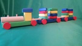 Trenulet geometric