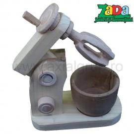 Mixer din lemn