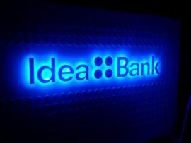 PANOU LUMINOS IDEA BANK